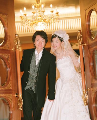 hong kong wedding gown