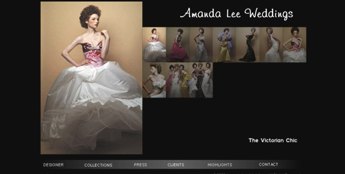 amandaleeweddings.com