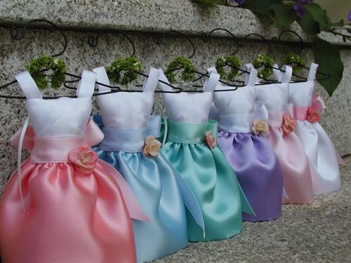 Flower Girl Dress Sachets