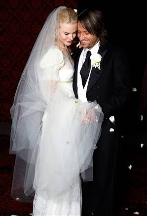 Celebrity Wedding Gowns