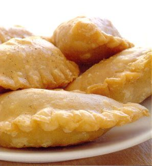 wedding curry puff