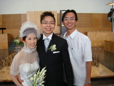 Stuart and Kloudiia wedding