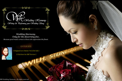 WeddingInHarmony.com